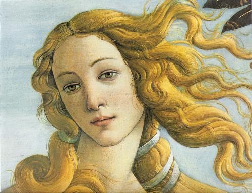Birth of Venus ~ Botticelli
