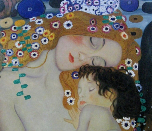 Mother and Child ~ Gustav Klimt